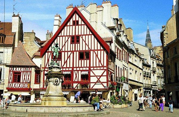 Dijon / Fransa..